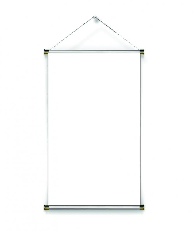 Banner Lona em Branco Brooklin - Banner Lona com Impressão Digital