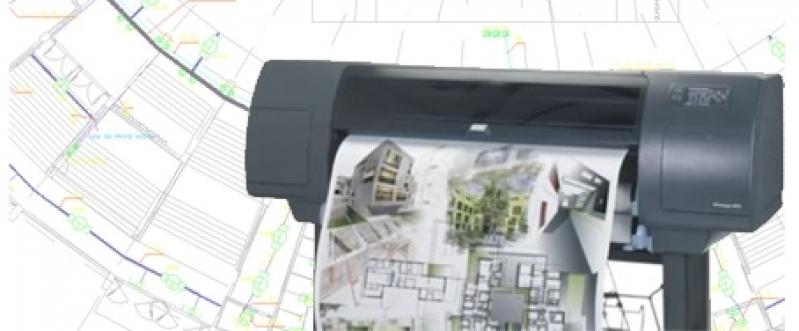 Fazer Plotagem Colorida para Arquitetura Jardim das Bandeiras - Plotagem Fachada