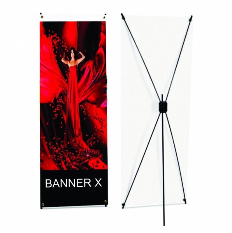 Onde Comprar Banner Lona com Suporte Pacaembu - Banner Lona com Impressão Digital