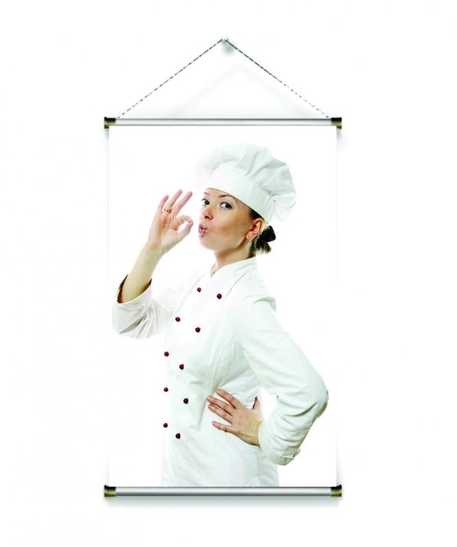 Qual o Preço do Banner Lona com Impressão Digital Pinheiros - Banner Lona em Branco