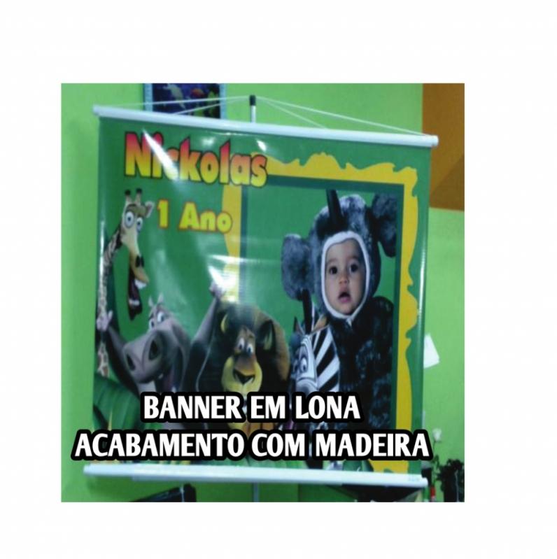 Qual o Preço do Banner Lona Frontlight Paulista - Banner Lona Loja
