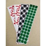 adesivos de vinil para azulejos Brooklin