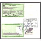 autenticação para documentos Jardim Paulista