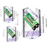 autenticação para todos os documentos Jardim das Bandeiras