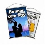 banner lona de vinil Vila Olímpia