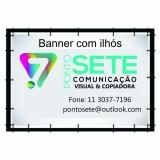 onde comprar banner de lona com ilhós Paulista