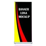 onde comprar banner lona mockup Morumbi